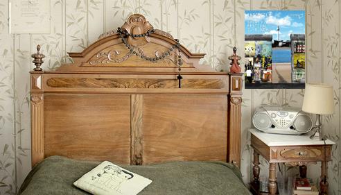 altes Bed